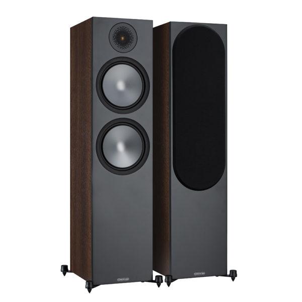 Monitor Audio Bronze 500 Walnut