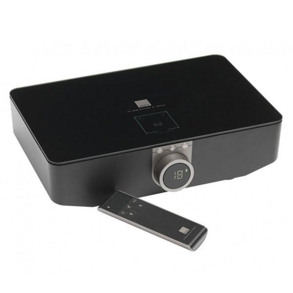 Dali Rubicon 2 C black high gloss + Sound Hub + BluOS