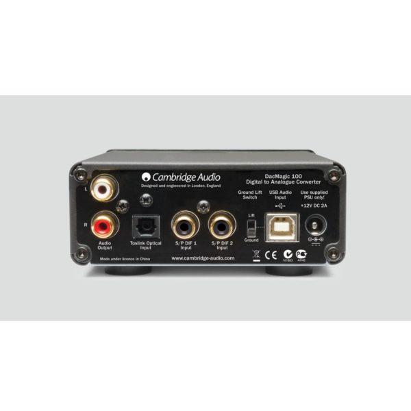 Cambridge Audio DacMagic 100 silver