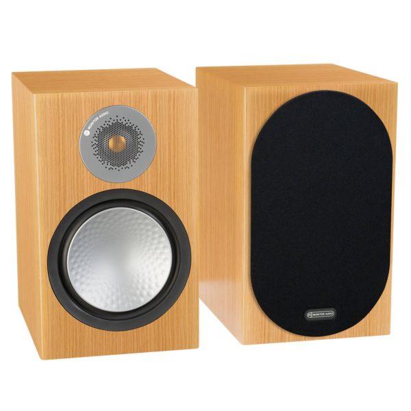 Monitor Audio Silver series 100 Natural Oak