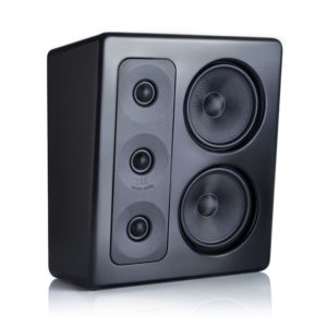 M&K Sound MP300ll right Black Satin