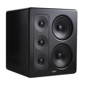 M&K Sound S300ll Black Satin