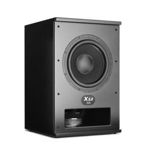 M&K Sound Push-Pull X12 Black Satin