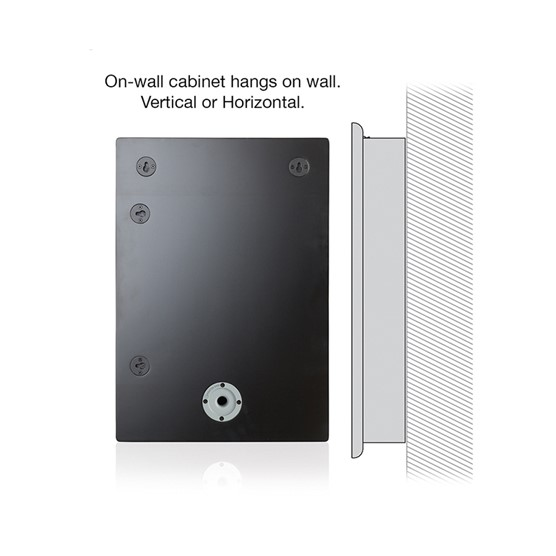Monitor Audio SoundFrame 3 On-Wall