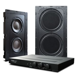Totem Acoustic In Wall Subwoofer 8x8