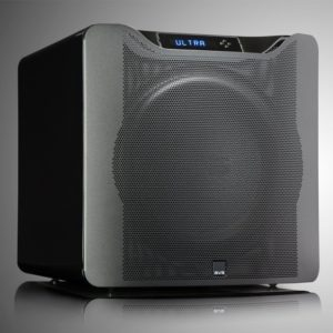 SVS SB16-Ultra Black Ash