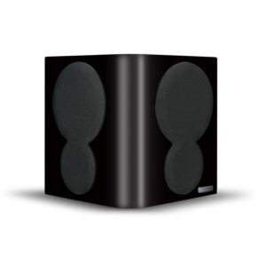 Mission QX-S High-gloss Black