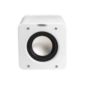 Velodyne MicroVee 6.5 white aluminum