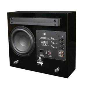 DLS Flatsub MIDI Piano Black