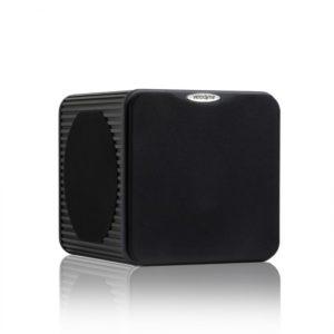 Velodyne MicroVee 6.5 black aluminum