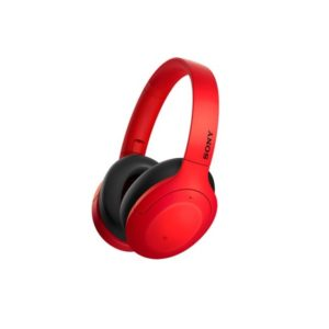 Sony WH-H910N red