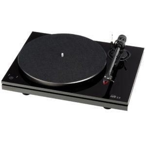 Music Hall MMF-3.3 Piano black