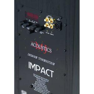 MJ Acoustics Impact Black Ash
