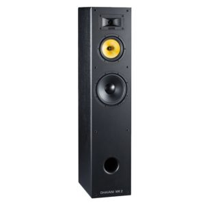 Davis Acoustics Dhavani MK2 Black Ash