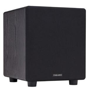 Fyne Audio F3.10 Black Ash