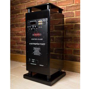 MJ Acoustics Kensington Black Ash