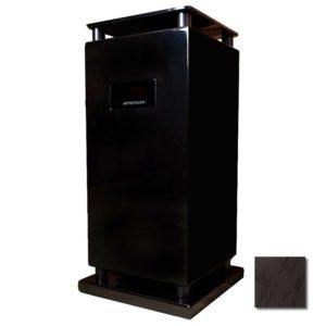 MJ Acoustics Windsor Black Ash