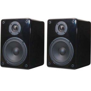 MJ Acoustics Xeno Sats XM1 Mk2 Black