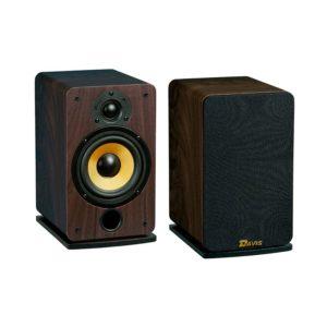 Davis Acoustics EVA Walnut