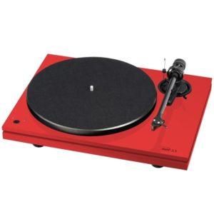 Music Hall MMF-3.3 LE Ferrari red