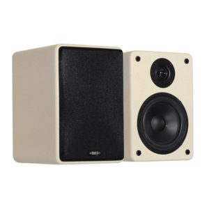 MJ Acoustics Xeno Sats XM1 Mk2 White