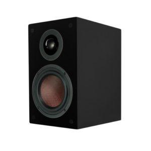 TruAudio B23-Bookshelf-BK Black