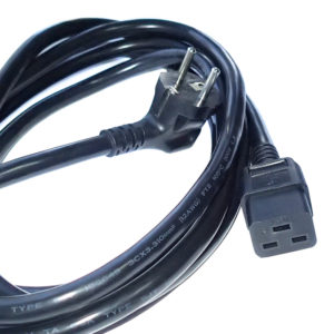 Powergrip кабель электропитания 16A для консоли 3.0м