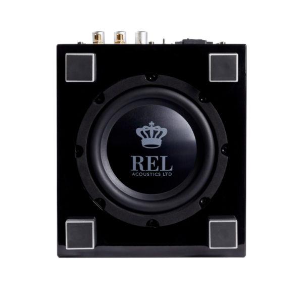 REL T-Zero MKIII Black