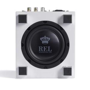 REL T-Zero MKIII White