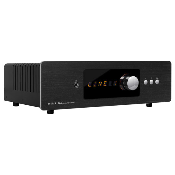 Roksan Blak Integrated Amplifier Anthracite