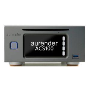 Aurender ACS100 4TB Black