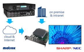 Sharp / NEC MediaPlayer SoC