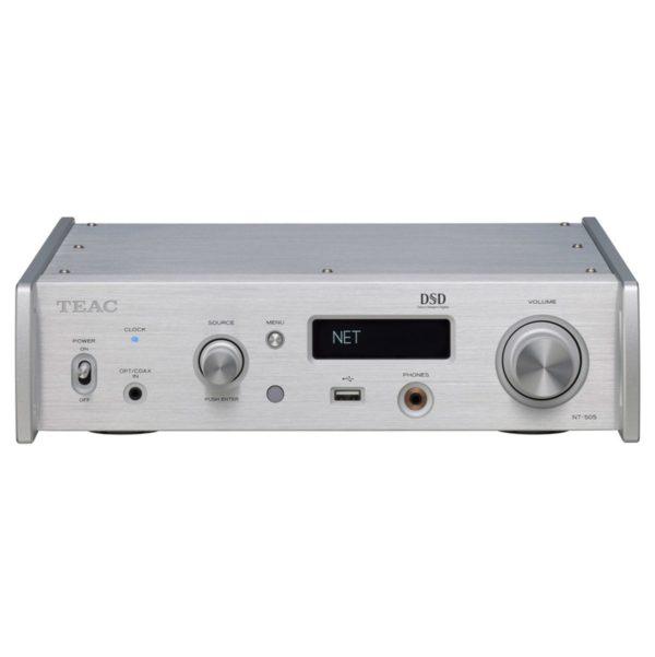 TEAC NT-505 Silver