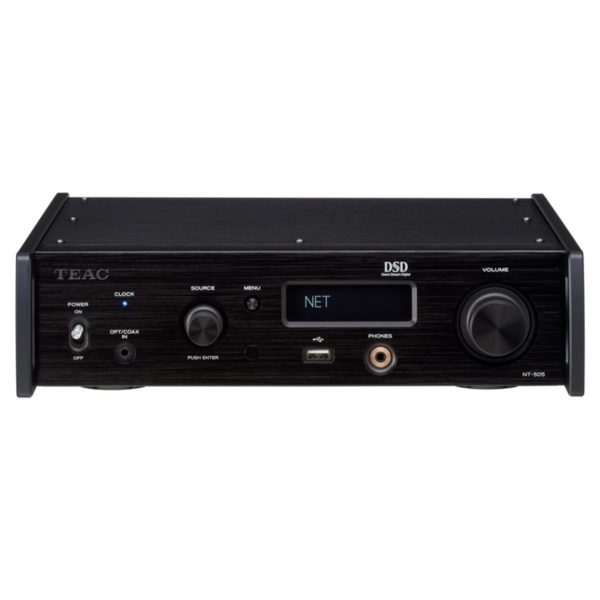 TEAC NT-505 Black