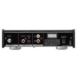 TEAC PD-301-X Black