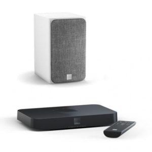 Dali Oberon 1 C white + Sound Hub Compact