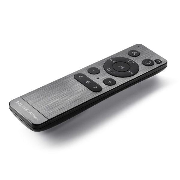Roksan Attessa Streaming Amplifier Silver