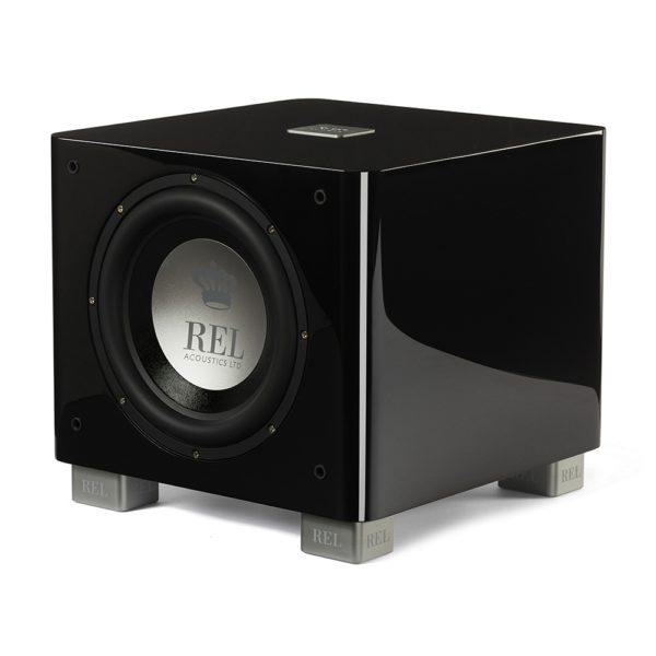 REL T9x Piano Black