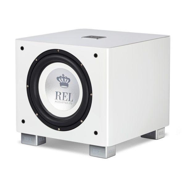 REL T9x Piano White