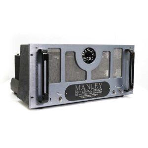 Manley Neo-Classic 500 Watt Monoblocks